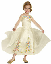 Disguise Cinderella Movie Wedding Dress Deluxe Costume - SM