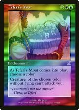 Teferi's Moat FOIL Time Spiral - Timeshifted NM Special CARD ABUGames