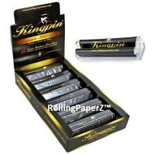 Kingpin Cigar Roller Machine - Rolls Perfect Blunt Size (120mm) Cigars Easily
