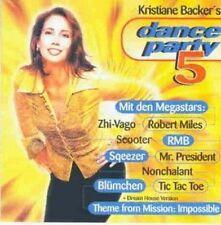Kristiane Backer's Dance Party 5 (1996) B.B.E./Emmanuel Top, Faithless,.. [2 CD]