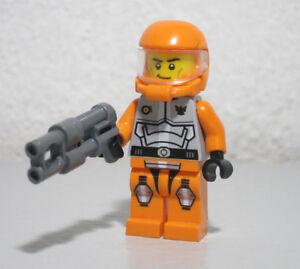 Jack Fireblade Galaxy Squad Orange 70705 70707 30230 Space LEGO® Minifigure