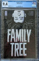 Family Tree #1 1st First Print Image Comics Phil Hester Jeff Lemire CGC 9.4