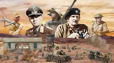 Italeri 6181 WWII El Alamein Battle Railway Station 1:72 Bausatz