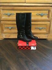 Women's Arizona AZ Denver Black Boots 8