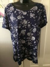 Dorothy Perkins Top Size 12 Fit Chest 38-40 It Has Crystals On The Front
