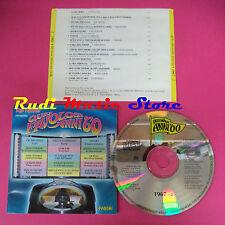 CD RED RONNIE favolosi anni 60 1967 2 LEALI FERRER DALLA NICO no mc vhs dvd*(C4)