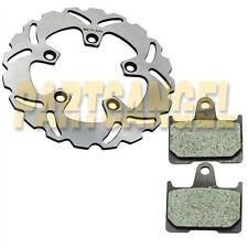 Rear Brake Rotor+Brake Pads Suzuki GSXR 1000 2001-2006 2005 2004 2003 2002
