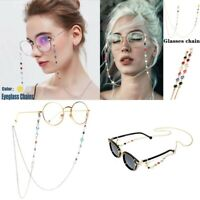 Eye Glasses Sunglasses Spectacles Eyewear Chain Holder Cord Lanyard Necklace