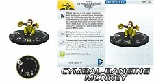 CYMBAL-BANGING MONKEY #099C Superman and the Legion of Super-Heroes DC HeroClix