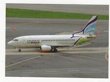 Air Busan Boeing 737-58E Aviation Postcard, A756