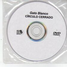(DS841) Gato Blanco, Circulo Cerrado - DJ DVD