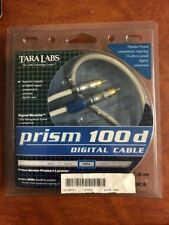 TARA LABS Prism 100d Digital Cable 1.0m RCA