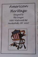 Victorian America Civil War Mid 19 Century Needlepoint Cross stitch Patterns New