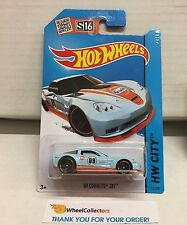 '09 Corvette ZR1 #12 * Gulf Tampo light Blue * 2015 Hot Wheels * E12