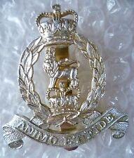 Staybrite Adjutant General's Corps Cap Badge QC Anodised Aluminium maker FIRMIN