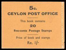 Mint Never Hinged/MNH George VI (1936-1948) Ceylon Stamps
