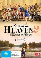 As it is in Heaven 2: Heaven on Earth NEW R4 DVD