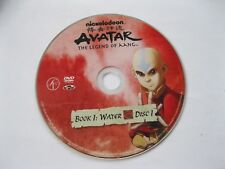 AVATAR - THE LEGEND OF AANG - Book 1: WATER Disc 1 - DISC ONLY (DS) {DVD}