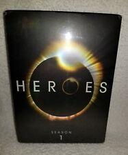 Heroes - Season 1 One (DVD, 2007, 7-Disc Set) Widescreen Brand New Sealed