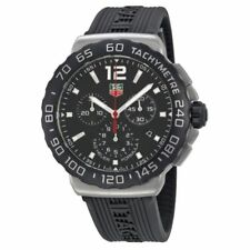 TAG Heuer 200 m (20 ATM) Water Resistance Brushed Wristwatches