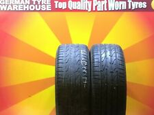 235 50 18 Bridgestone - Dueler H/P  2355018 Part Worn summer  x 2 (F637)