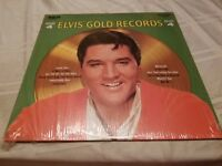 Elvis Presley Gold Records Volume 4 Vinyl Record LP - RCA - Rock - Stereo