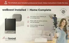 NOW TAKING OFFERS weBoost Installed Home Complete Signal Booster Kit - 474445