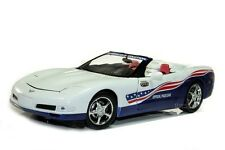 2004 CHEVY CORVETTE INDIANAPOLIS 500 OFFICE PACE CAR 1/18  BY AUTO WORLD AW204