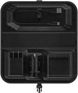 Mophie Charging Travel Kit Portable, Wireless Charging for Qi-Enabled Smartphone