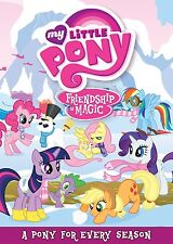 MY LITTLE PONY FRIENDSHIP IS MAGIC: A PONY FOR EVERY SEASON  - DVD - Region 1