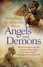 Everything the Bible Says About Angels and Demons: What Do Angels Look Like?  Is