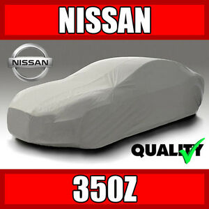[NISSAN 350Z] CAR COVER ☑️ All Weather ☑️ 100% Waterproof ☑️ Premium ✔CUSTOM✔FIT