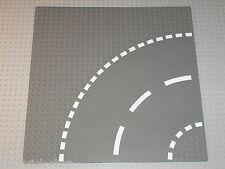 Plaque de base route LEGO CITY DkStone road  baseplate 32 x 32 ref 44342px2