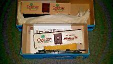 Athearn Blue Box Custom HO Scale Oglebay 40ft and 50ft Boxcar