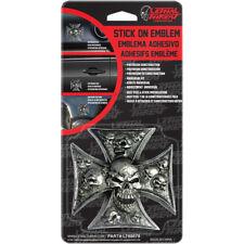Lethal Threat 3-d Stick-on-emblem LT88679