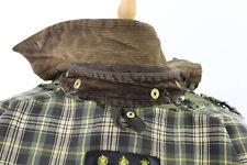 BARBOUR A200 Border Olive Wax Jacket size C42 107Cm