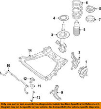 NISSAN OEM Front Suspension-Strut Mount 543203JA0A