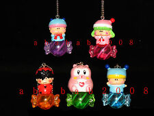 Tomy Mirmo! Candy Keychain figure Keyholer Gashapon (full set of 5 figures)
