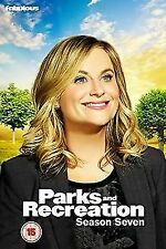 Parks and Recreation Complete Series 7 DVD 7th Seventh Season Seven UK Release