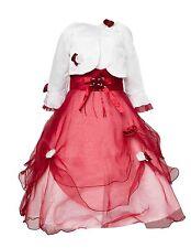 Weiße Mädchenkleider & -Accessoires für besondere Anlässe