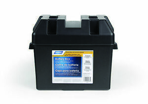 Camco 55362 Large Battery Box for RV's and boats with FREE Shipping