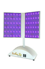 RB-PRO2 stops Acne FAST blue/red LED light therapy. Steel body Caribbean Sun