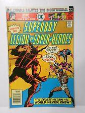 SUPERBOY  #218  (1976) DC COMICS