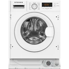 Stoves IWM8KG Integrated 8Kg Washing Machine with 1400 rpm REC £399.00 ONLY £225