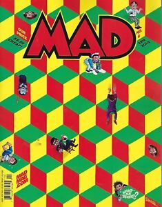 MAD Magazine April 2019