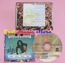 CD YARDBIRDS 1964 1965 1966 1967 italy 1989 KOINE K890107(Xs8) lp mc dvd
