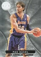 2012-13 Totally Certified Basketball #74 Pau Gasol Los Angeles Lakers