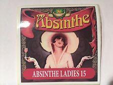 Absinthe Essence Pink 15mg Kit w/ Label