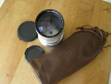 Carl Zeiss Opton 135mm f/4 Coated Lens For Contax IIa IIIa Rangefinder