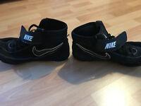 Nike Speedsweep VII Wrestling Shoes, Black/White, Men's US Size 12